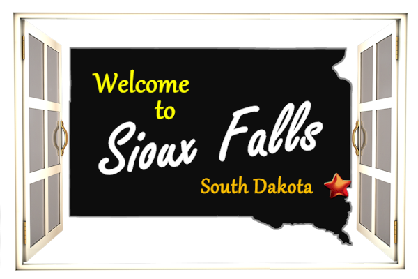 Welcome to Sioux Falls